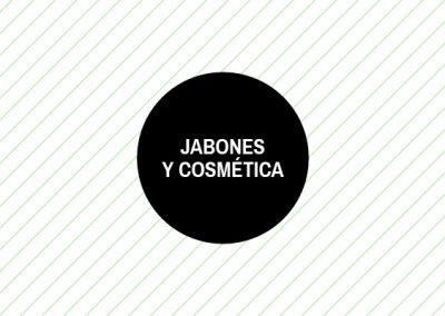 Jabones y cosmética