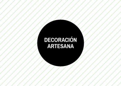 Decoración Artesana
