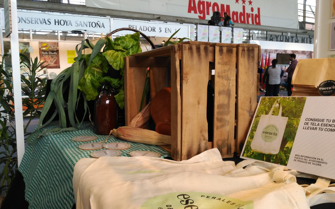 Esencia Perales de Tajuña protagonista de AgroMadrid 2017